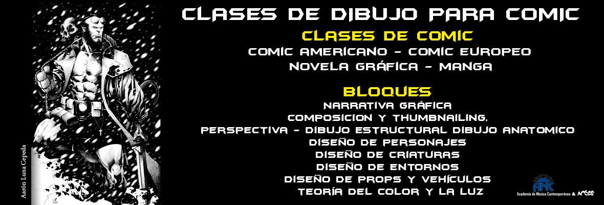 clases de Comic